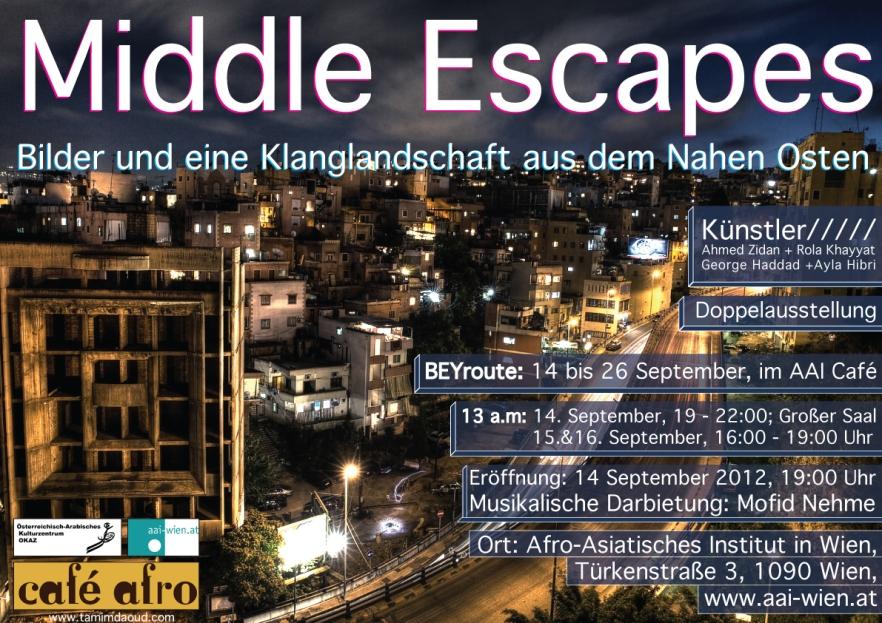 1-Middle Escapes